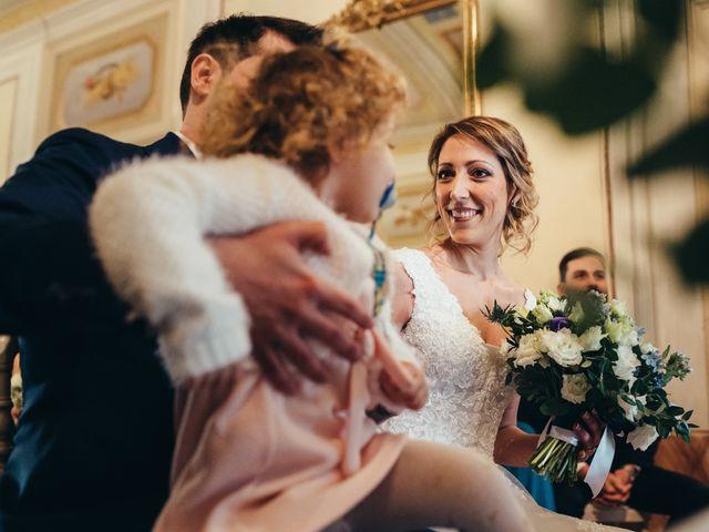 Il matrimonio di Andrea e Giulia a Crespellano, Bologna 53