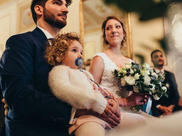 Il matrimonio di Andrea e Giulia a Crespellano, Bologna 54