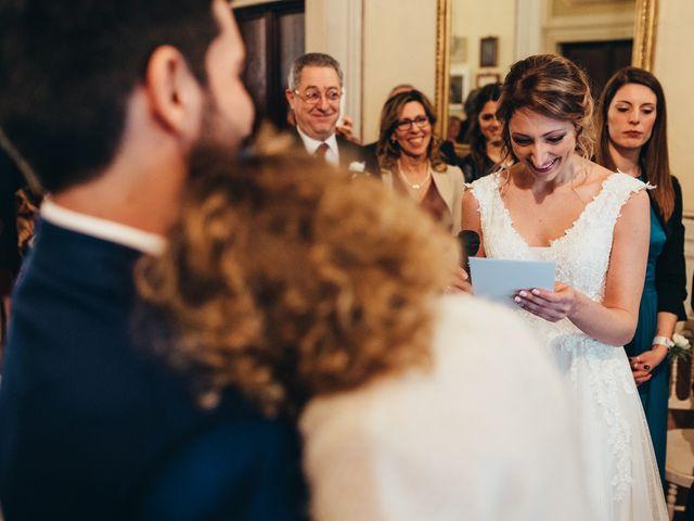 Il matrimonio di Andrea e Giulia a Crespellano, Bologna 56