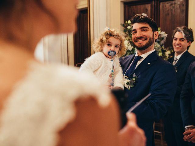Il matrimonio di Andrea e Giulia a Crespellano, Bologna 61