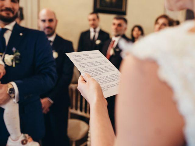 Il matrimonio di Andrea e Giulia a Crespellano, Bologna 62