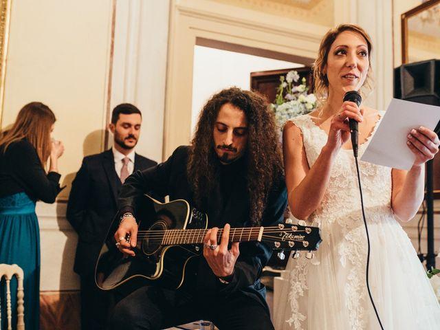 Il matrimonio di Andrea e Giulia a Crespellano, Bologna 64