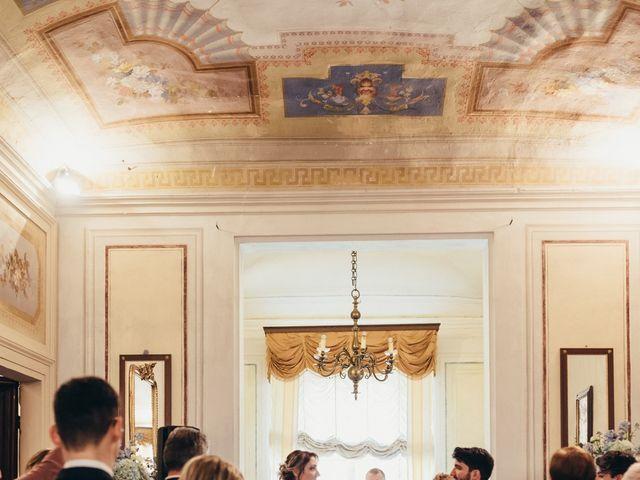 Il matrimonio di Andrea e Giulia a Crespellano, Bologna 65
