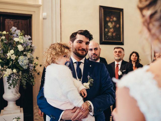 Il matrimonio di Andrea e Giulia a Crespellano, Bologna 67