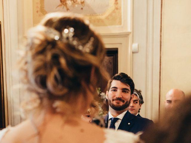Il matrimonio di Andrea e Giulia a Crespellano, Bologna 70