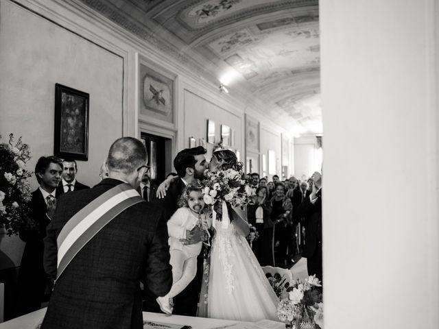 Il matrimonio di Andrea e Giulia a Crespellano, Bologna 73