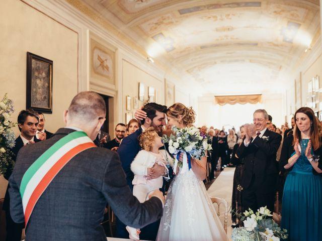 Il matrimonio di Andrea e Giulia a Crespellano, Bologna 74