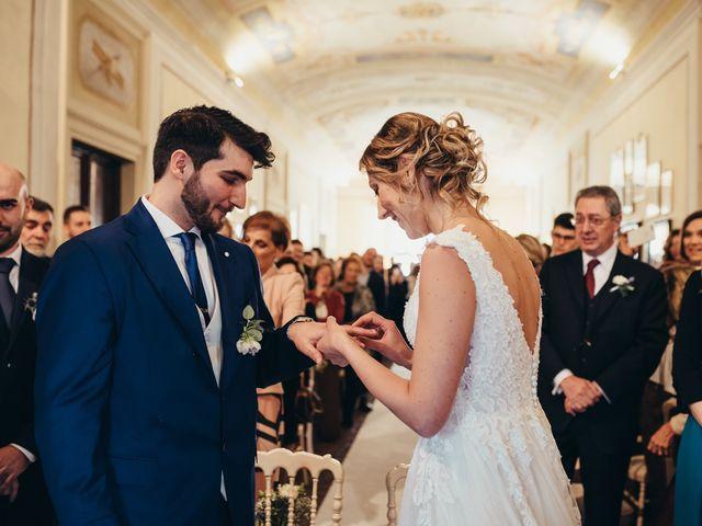 Il matrimonio di Andrea e Giulia a Crespellano, Bologna 76