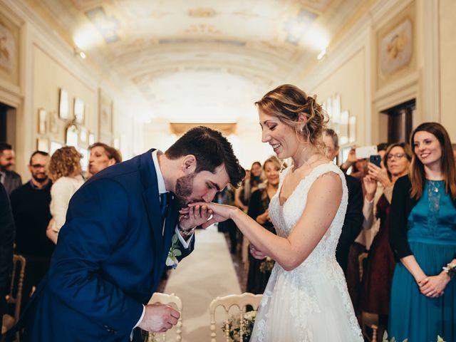 Il matrimonio di Andrea e Giulia a Crespellano, Bologna 81