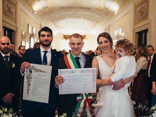 Il matrimonio di Andrea e Giulia a Crespellano, Bologna 86