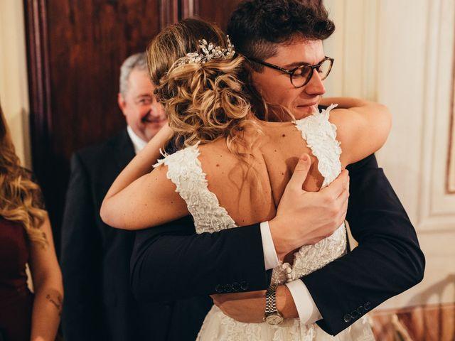 Il matrimonio di Andrea e Giulia a Crespellano, Bologna 91
