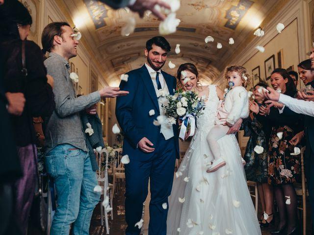 Il matrimonio di Andrea e Giulia a Crespellano, Bologna 94