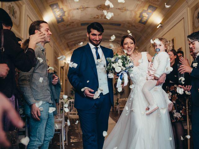 Il matrimonio di Andrea e Giulia a Crespellano, Bologna 95