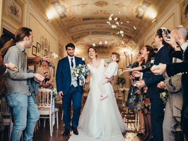 Il matrimonio di Andrea e Giulia a Crespellano, Bologna 97