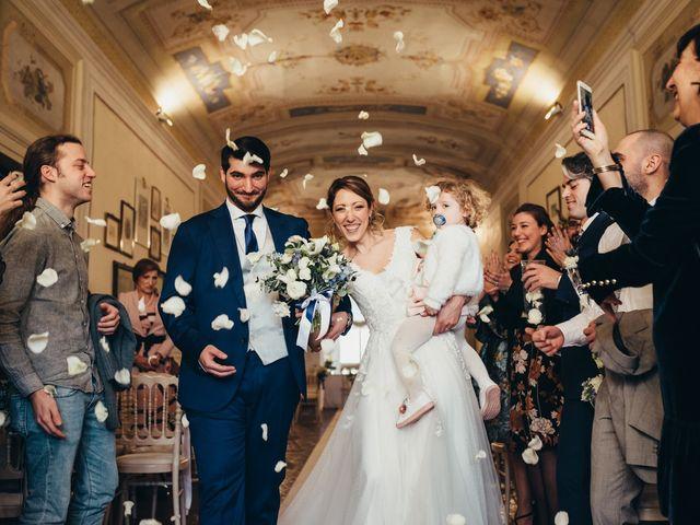 Il matrimonio di Andrea e Giulia a Crespellano, Bologna 98