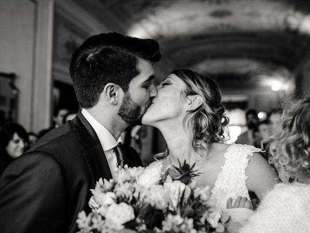 Il matrimonio di Andrea e Giulia a Crespellano, Bologna 99