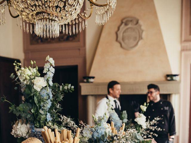 Il matrimonio di Andrea e Giulia a Crespellano, Bologna 100