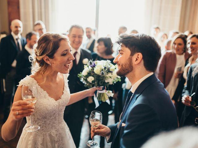 Il matrimonio di Andrea e Giulia a Crespellano, Bologna 105