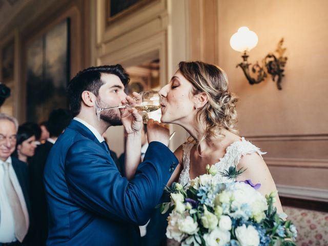 Il matrimonio di Andrea e Giulia a Crespellano, Bologna 106