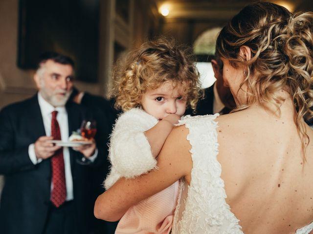 Il matrimonio di Andrea e Giulia a Crespellano, Bologna 115