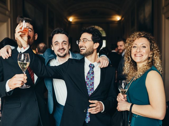 Il matrimonio di Andrea e Giulia a Crespellano, Bologna 117