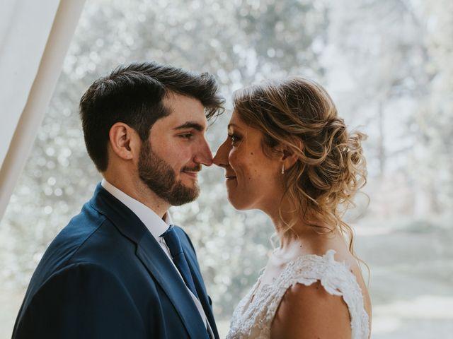 Il matrimonio di Andrea e Giulia a Crespellano, Bologna 127