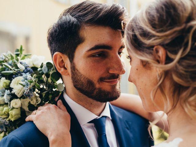 Il matrimonio di Andrea e Giulia a Crespellano, Bologna 137