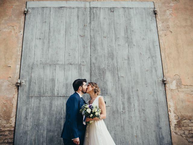 Il matrimonio di Andrea e Giulia a Crespellano, Bologna 146