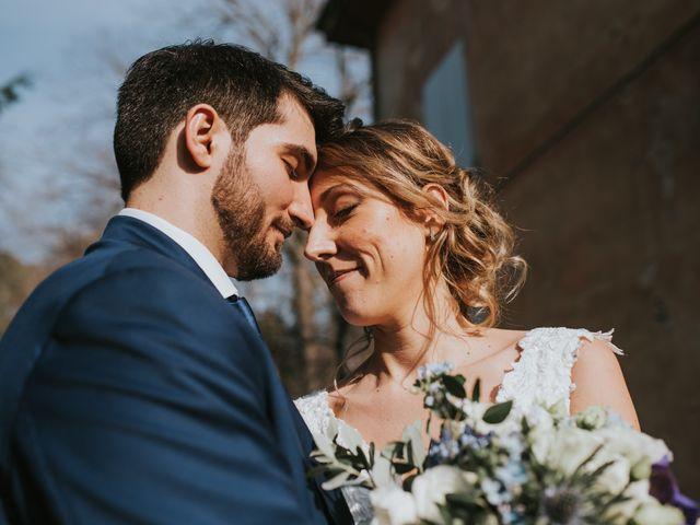 Il matrimonio di Andrea e Giulia a Crespellano, Bologna 151