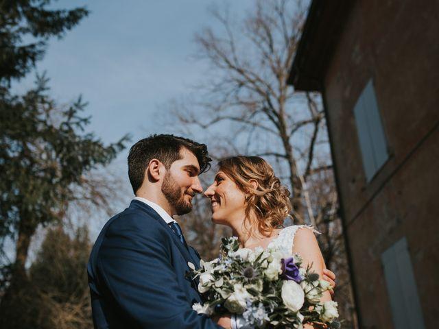 Il matrimonio di Andrea e Giulia a Crespellano, Bologna 152