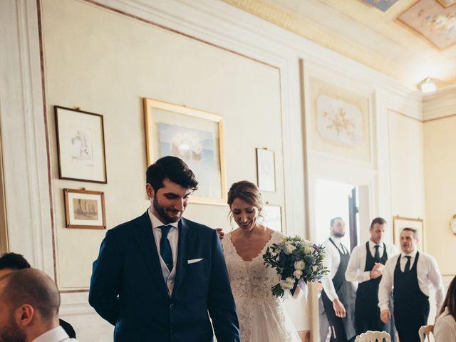 Il matrimonio di Andrea e Giulia a Crespellano, Bologna 162