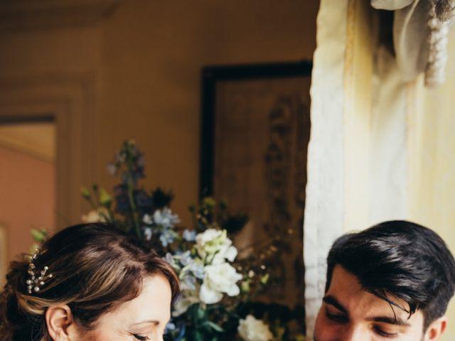 Il matrimonio di Andrea e Giulia a Crespellano, Bologna 164