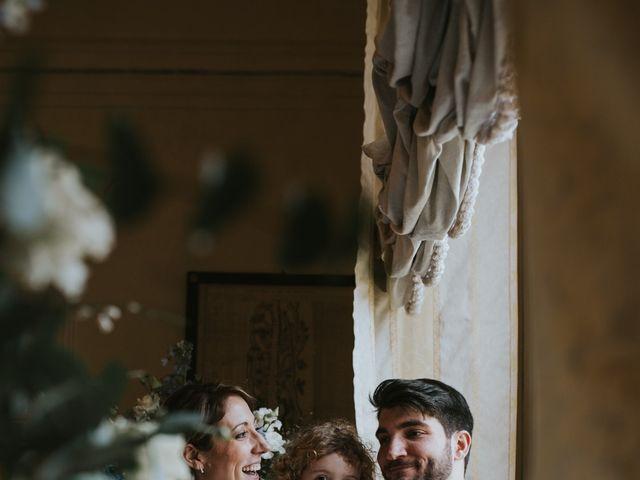 Il matrimonio di Andrea e Giulia a Crespellano, Bologna 165