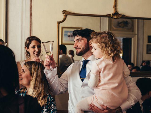 Il matrimonio di Andrea e Giulia a Crespellano, Bologna 175