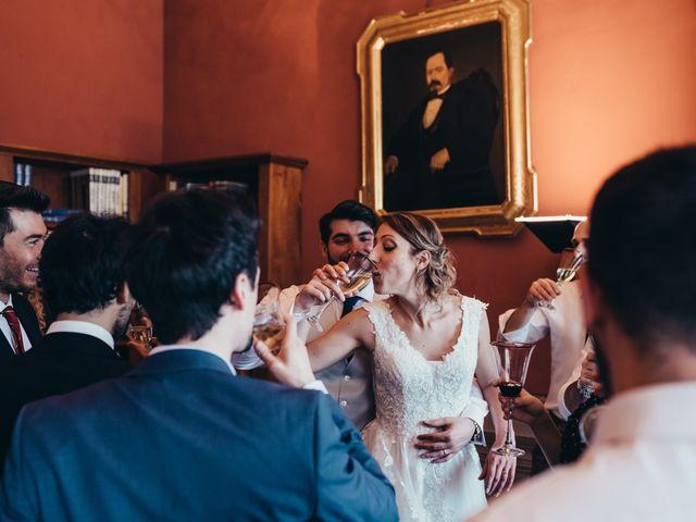 Il matrimonio di Andrea e Giulia a Crespellano, Bologna 176