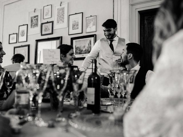 Il matrimonio di Andrea e Giulia a Crespellano, Bologna 177