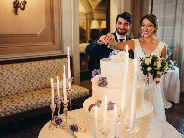 Il matrimonio di Andrea e Giulia a Crespellano, Bologna 187