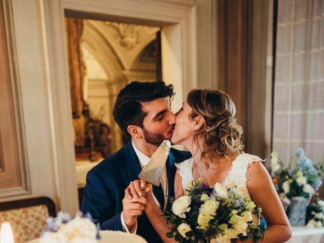 Il matrimonio di Andrea e Giulia a Crespellano, Bologna 189