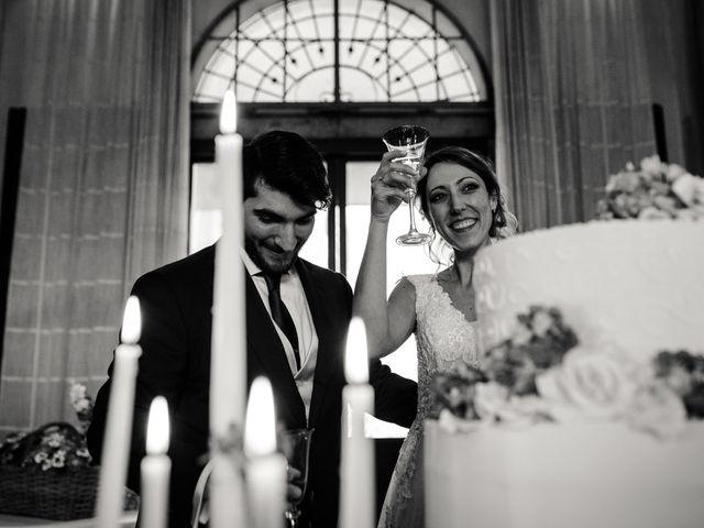 Il matrimonio di Andrea e Giulia a Crespellano, Bologna 192