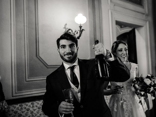 Il matrimonio di Andrea e Giulia a Crespellano, Bologna 194