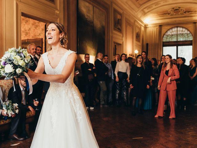 Il matrimonio di Andrea e Giulia a Crespellano, Bologna 207