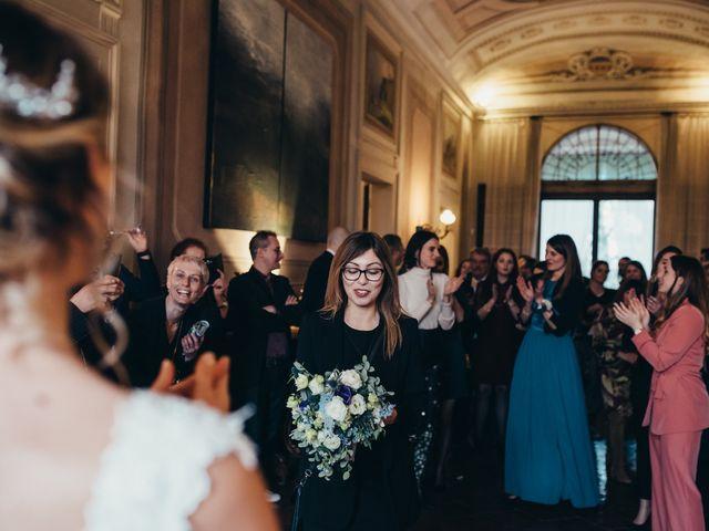 Il matrimonio di Andrea e Giulia a Crespellano, Bologna 211