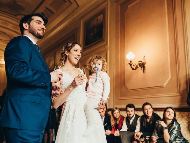 Il matrimonio di Andrea e Giulia a Crespellano, Bologna 215