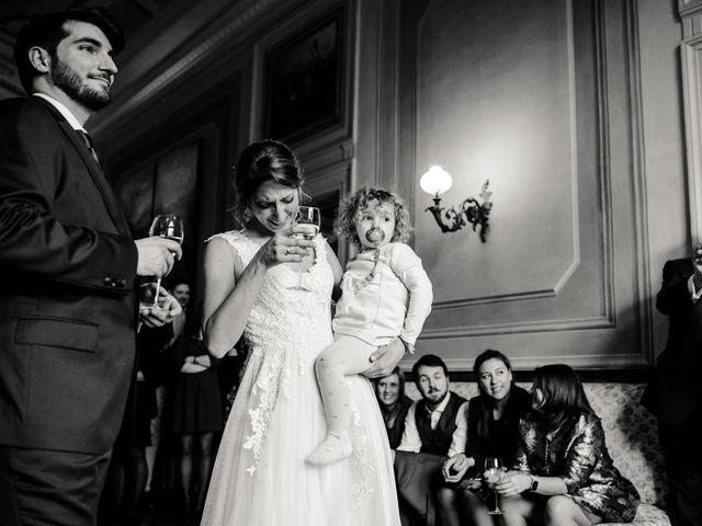 Il matrimonio di Andrea e Giulia a Crespellano, Bologna 216
