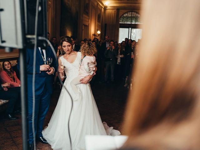 Il matrimonio di Andrea e Giulia a Crespellano, Bologna 218