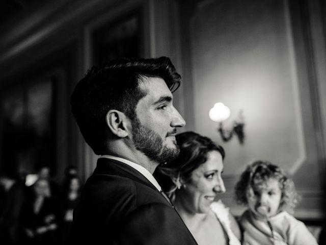 Il matrimonio di Andrea e Giulia a Crespellano, Bologna 221