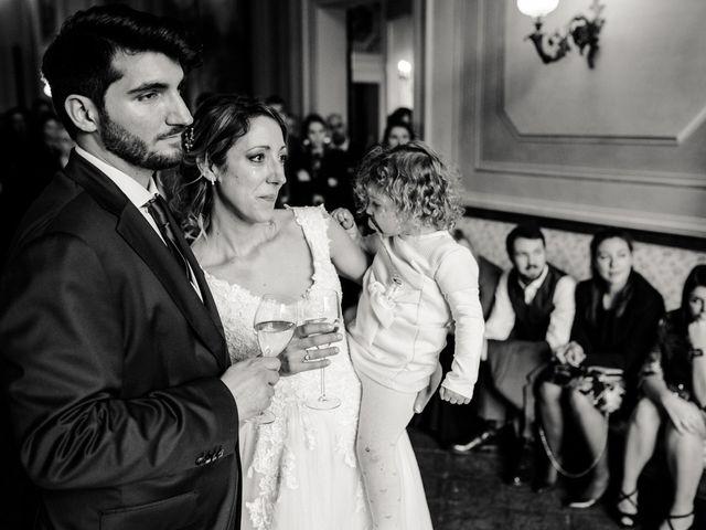 Il matrimonio di Andrea e Giulia a Crespellano, Bologna 222