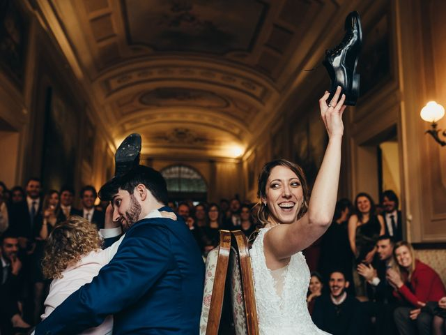 Il matrimonio di Andrea e Giulia a Crespellano, Bologna 227