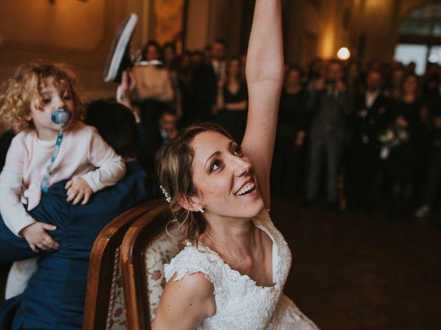 Il matrimonio di Andrea e Giulia a Crespellano, Bologna 231