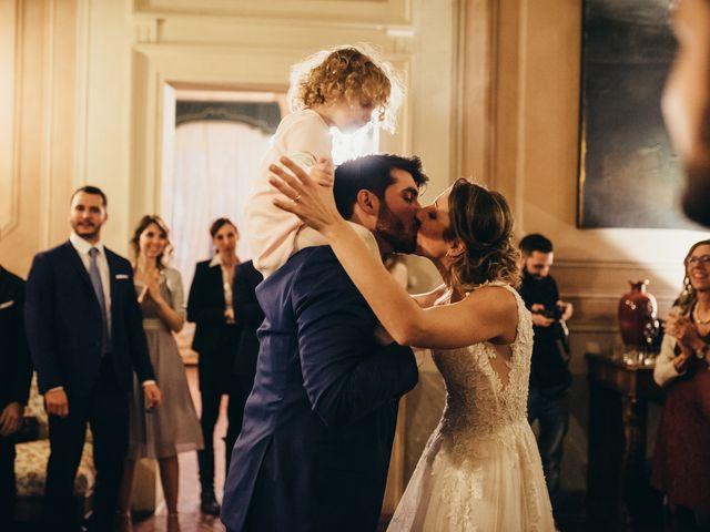 Il matrimonio di Andrea e Giulia a Crespellano, Bologna 243